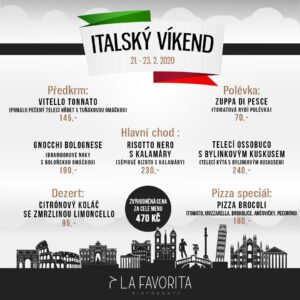 Italský víkend